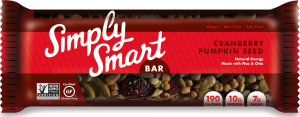 Cranberry Pumkin Seed Bar